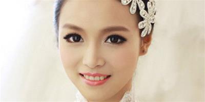 夏季新娘妝容大全 時尚流行新娘妝容總有一款適合你
